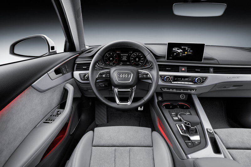 2017 - 2018 Audi A4 Allroad Quattro High Resolution Interior - image 661359