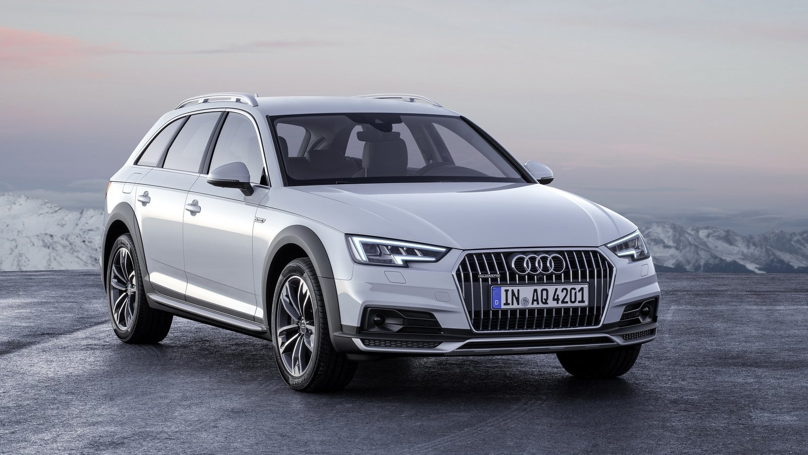 2017 2018 audi a4 allroad quattro review top speed. Black Bedroom Furniture Sets. Home Design Ideas
