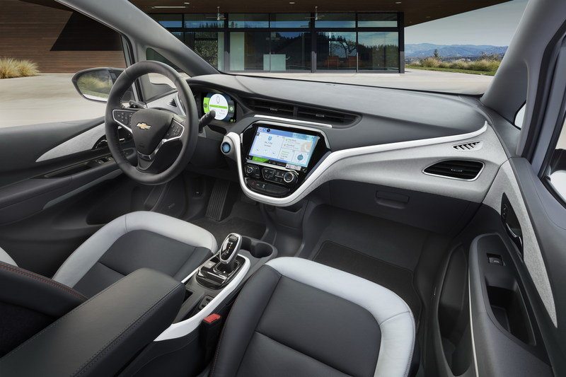 2017 Chevrolet Bolt EV High Resolution Interior - image 661004