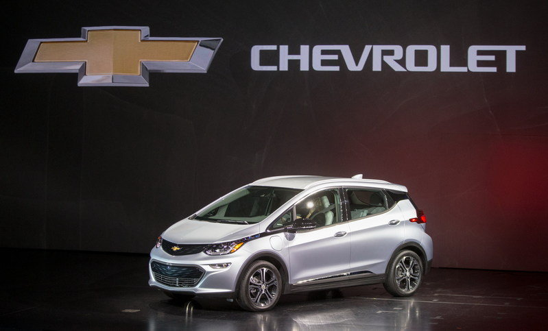 2017 Chevrolet Bolt EV High Resolution Exterior - image 661009