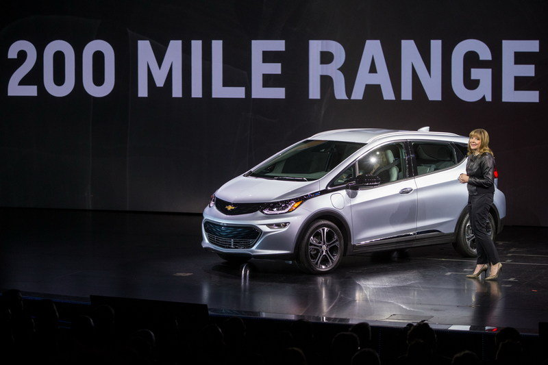 2017 Chevrolet Bolt EV High Resolution Exterior - image 661010