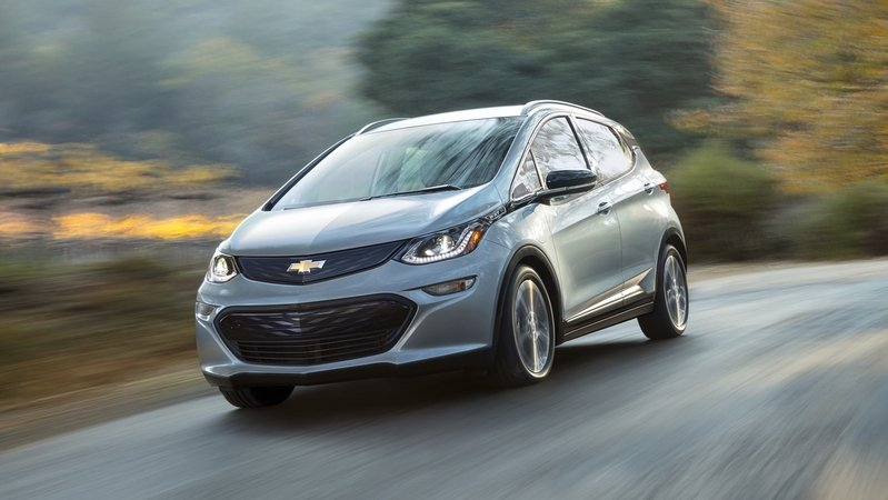 2017 Chevrolet Bolt EV High Resolution Exterior - image 660933