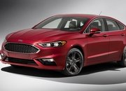The Ford Fusion Hangs in Limbo as Mid-Cycle Refresh is Cancelled - image 661263