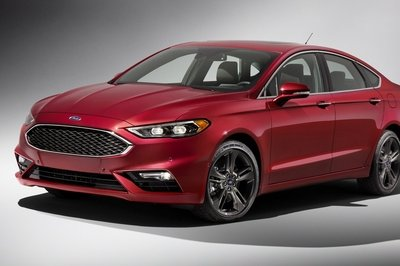 Is The Ford Fusion Getting Axed In The US? - image 661263
