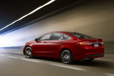 The Ford Fusion Hangs in Limbo as Mid-Cycle Refresh is Cancelled - image 661257
