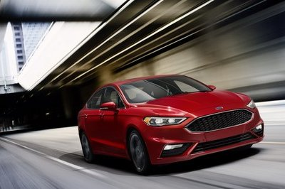The Ford Fusion Hangs in Limbo as Mid-Cycle Refresh is Cancelled - image 661258