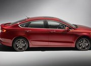 The Ford Fusion Hangs in Limbo as Mid-Cycle Refresh is Cancelled - image 661261