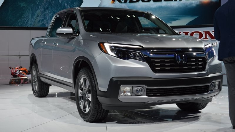 2017 - 2018 Honda Ridgeline Exterior High Resolution - image 661839