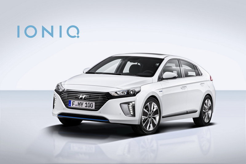 2017 Hyundai Ioniq High Resolution Exterior - image 662198