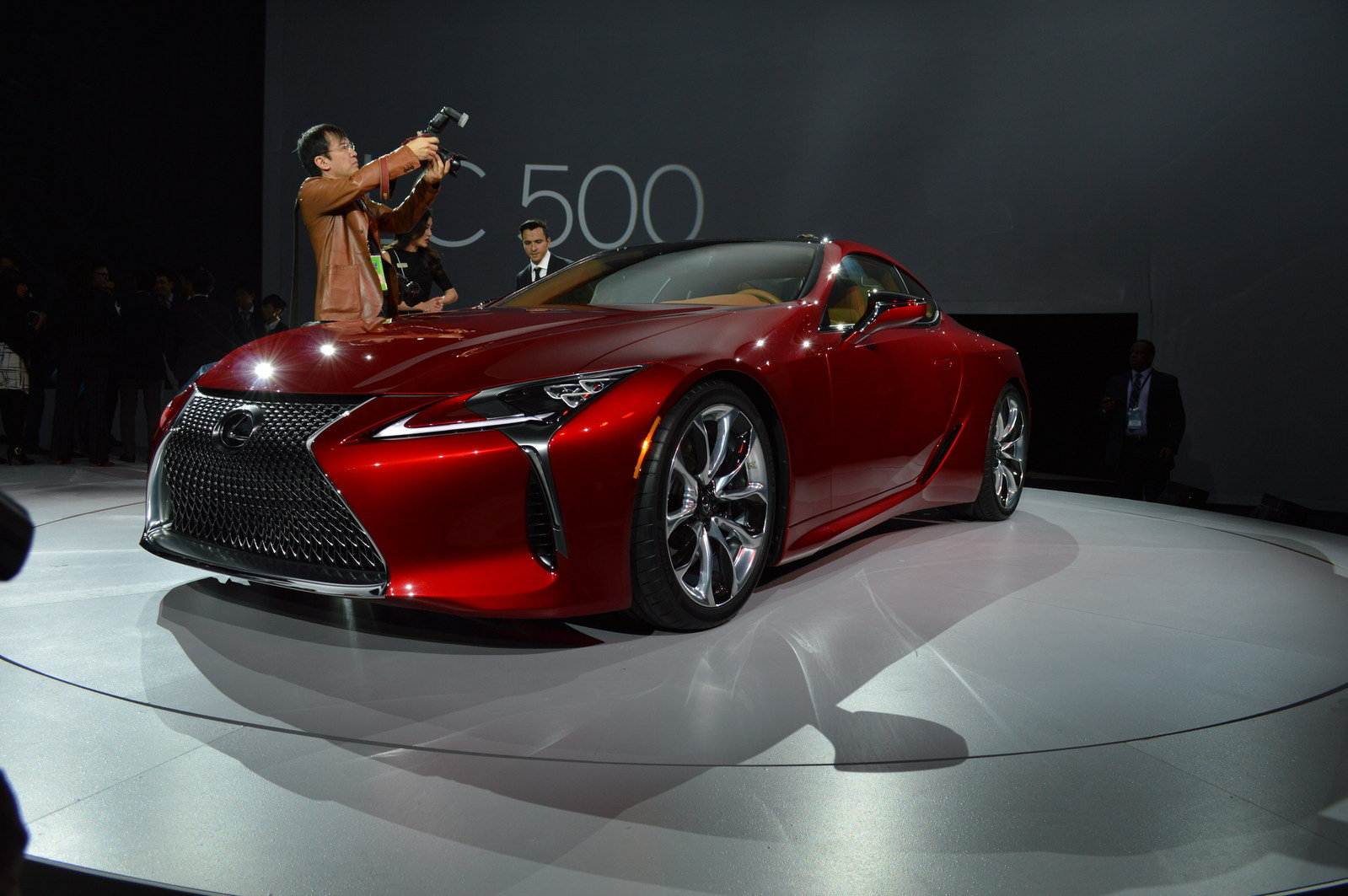 2017 lexus lc 500 picture 661667 car review top speed. Black Bedroom Furniture Sets. Home Design Ideas