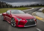 Wallpaper of the Day: 2018 Lexus LC500 - image 661467