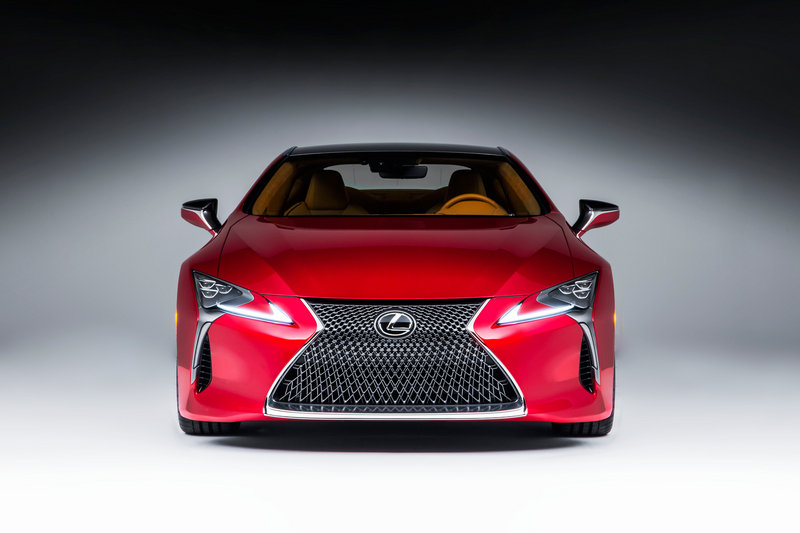 2018 Lexus LC 500 High Resolution Exterior - image 661471