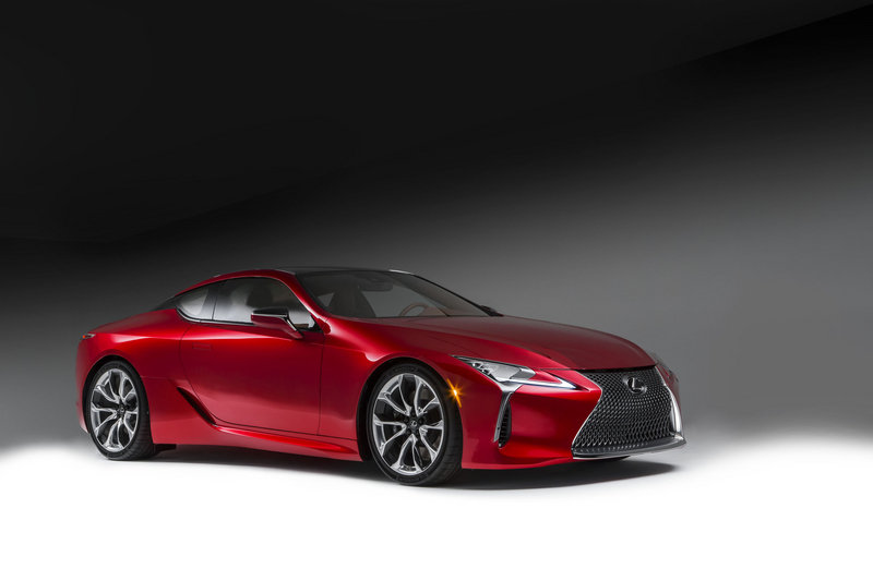 2018 Lexus LC 500 High Resolution Exterior - image 661472