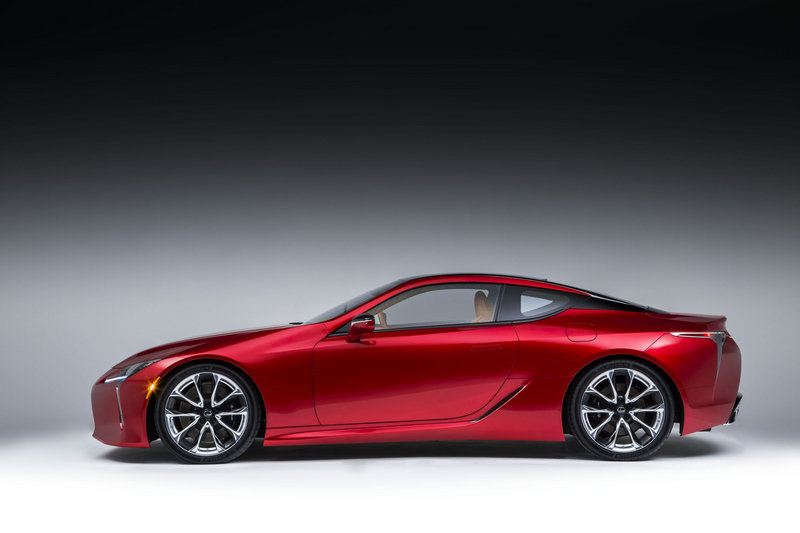 2018 Lexus LC 500 High Resolution Exterior - image 661474