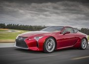 Wallpaper of the Day: 2018 Lexus LC500 - image 661458