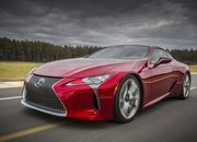 Wallpaper of the Day: 2018 Lexus LC500 - image 661459