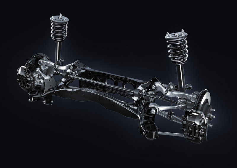 2018 Lexus LC 500 High Resolution Drivetrain - image 661505