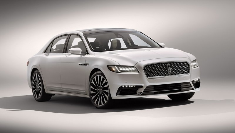Lincoln Could Bring Back Rear-Hinged Doors on The Continental, but is it Enough to Fend Off the Cadillac CT6 and Mercedes S-Class?