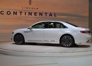 2017 Lincoln Continental - image 661819