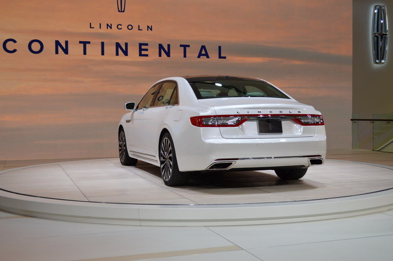 Lincoln to Kill of the Continental Again and Nobody Really Cares Because it's Not an SUV