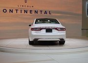2017 Lincoln Continental - image 661822