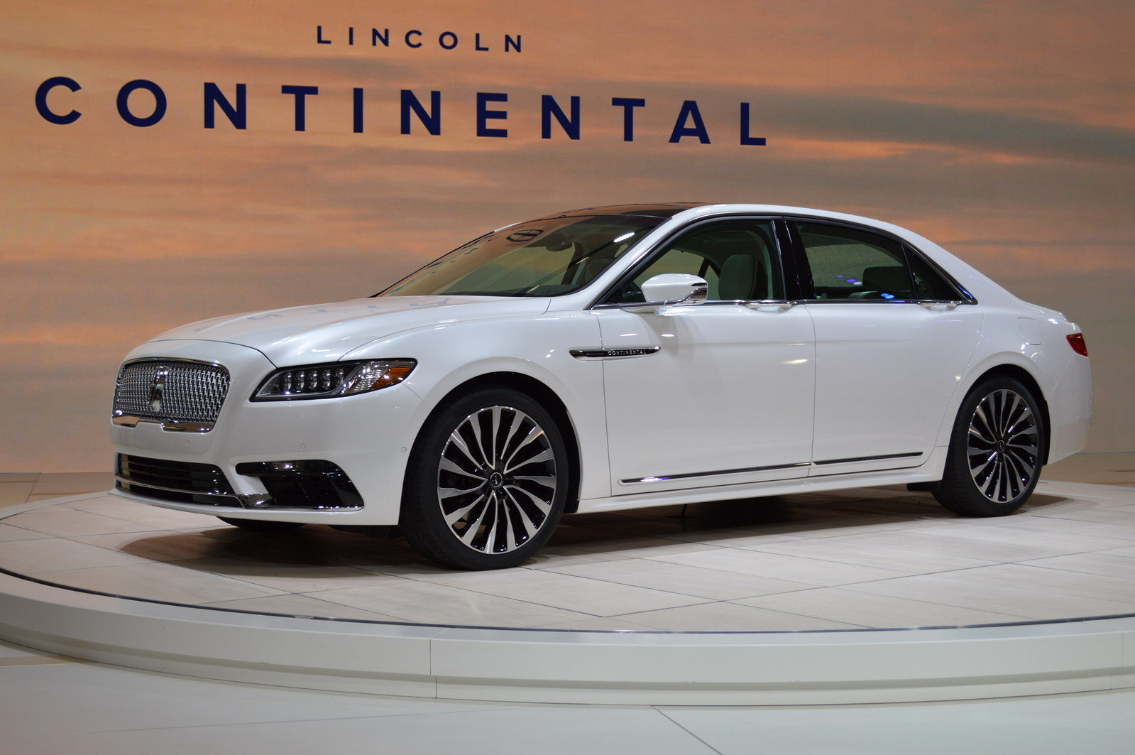 2017 lincoln continental picture 661835 car review top speed. Black Bedroom Furniture Sets. Home Design Ideas