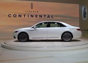 2017 Lincoln Continental - image 661837