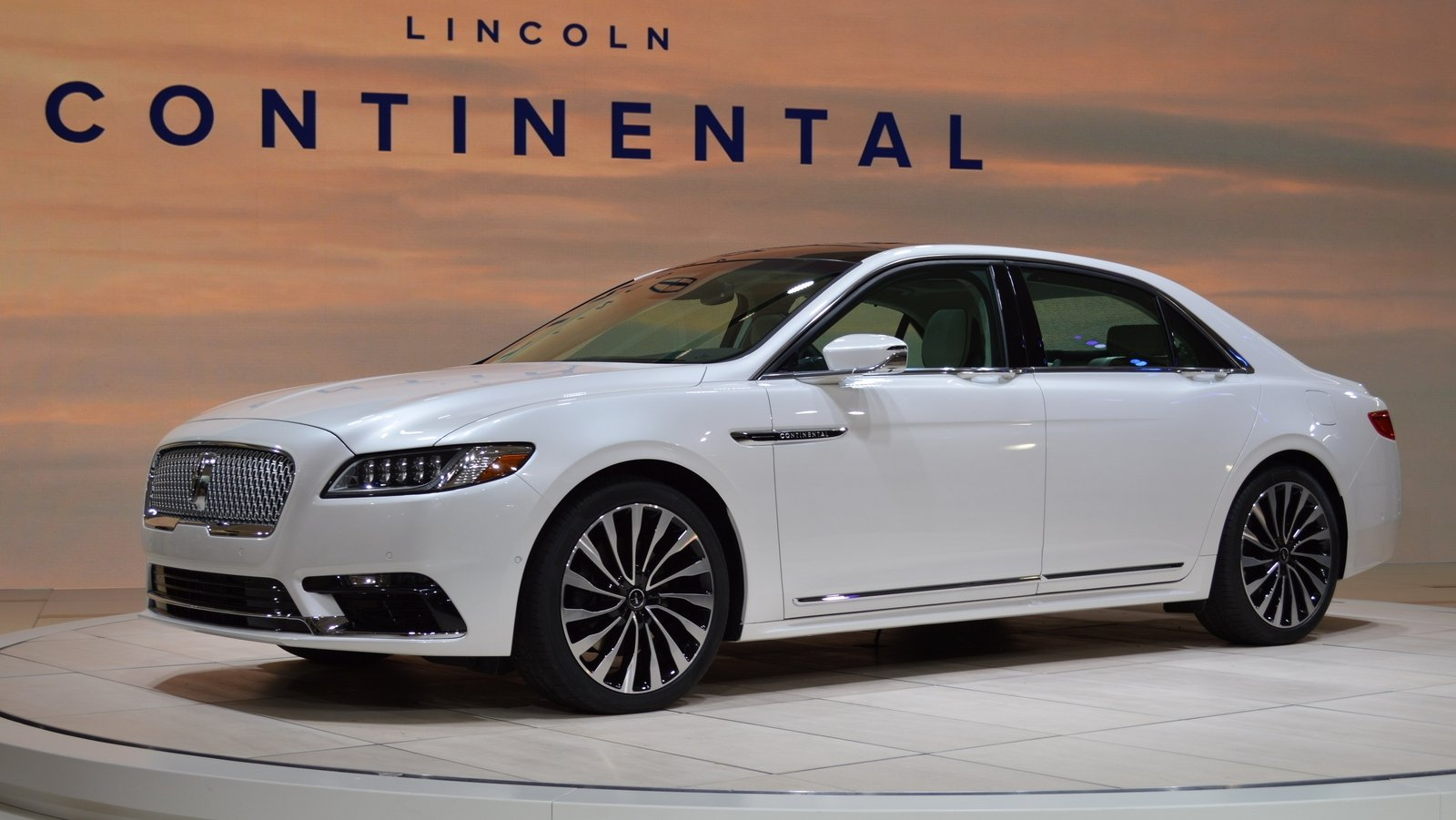 2017 Lincoln Continental Review Top Speed