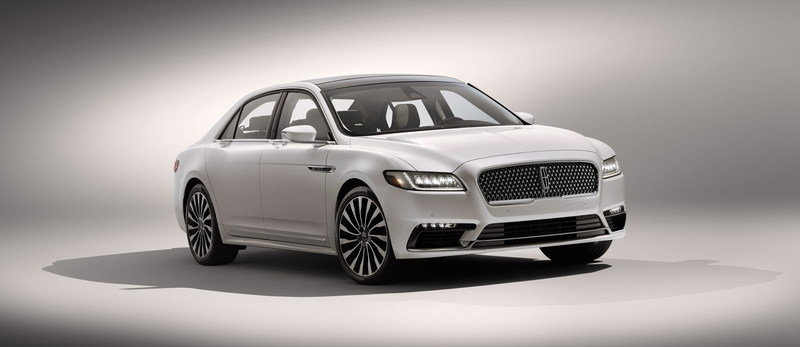 Will Lincoln Follow Rolls-Royce's Example and Feature Suicide Doors on the 2020 Lincoln Continental?