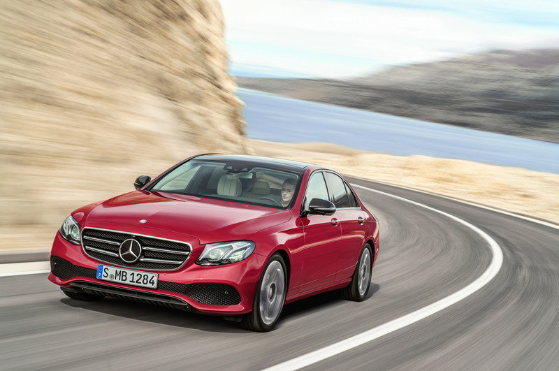 2017 Mercedes-Benz E-Class High Resolution Exterior Wallpaper quality - image 661154