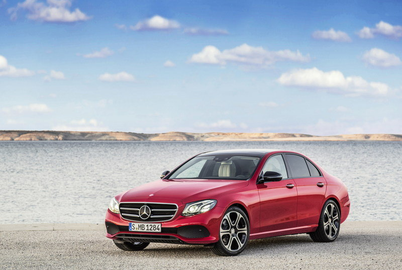 2017 Mercedes-Benz E-Class High Resolution Exterior - image 661160