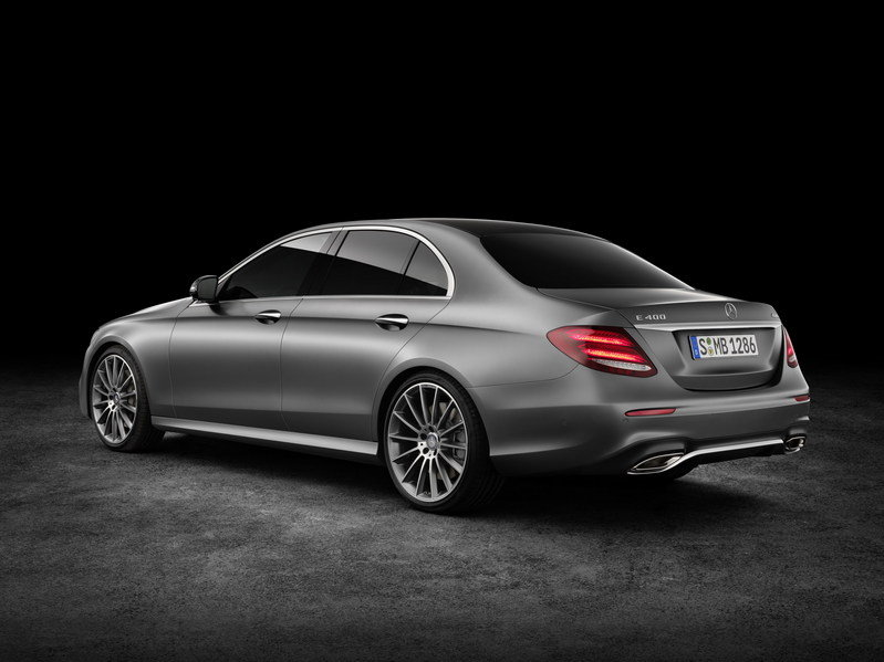 2017 Mercedes-Benz E-Class High Resolution Exterior - image 661180