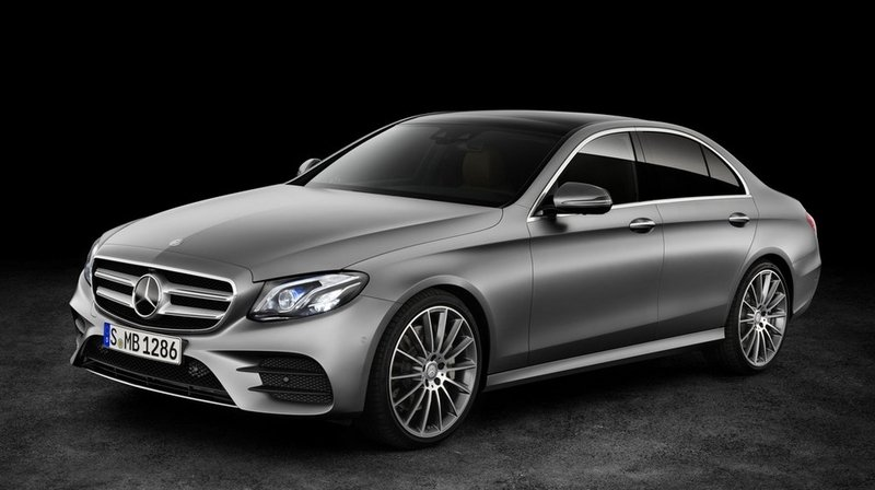 Watch The Live Unveiling Of The Mercedes E-Class Here
