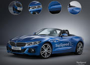 Magna Steyr Will, In Fact, Build the 2020 BMW Z4 - image 663107