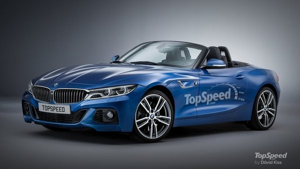 2018 Bmw Z5 Review Top Speed