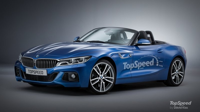 BMW Hints at a Huge Debut At the Pebble Beach Concours; Is It Finally Time for the Z4 to Debut?