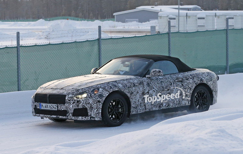 The New BMW Z4 (and Probably the Toyota Supra) Will Debut This Summer!