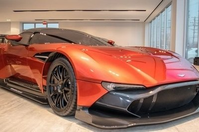 Aston Martin Vulcan For Sale For $3.4 Million