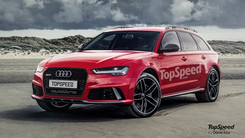 2017 Audi RS6 Allroad
