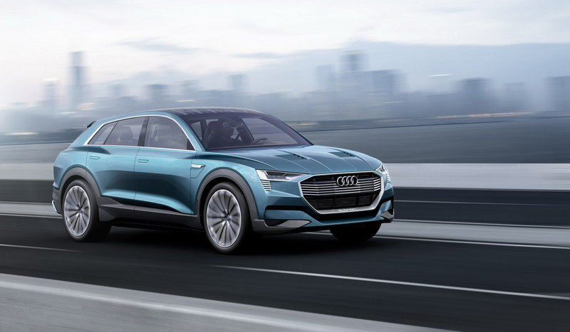 Audi Showcases A Wealth Of New Tech At CES