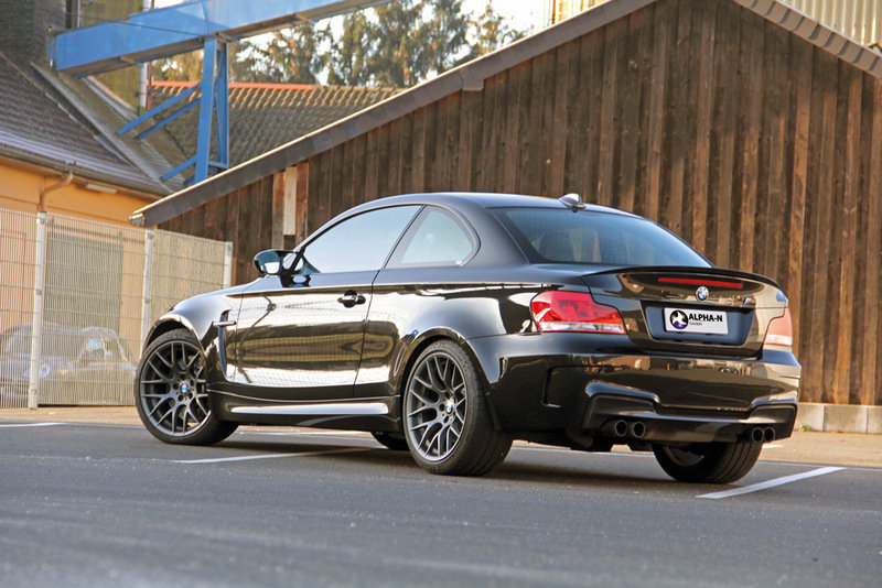 2012 BMW 1 Series M Coupe By Alpha-N Performance