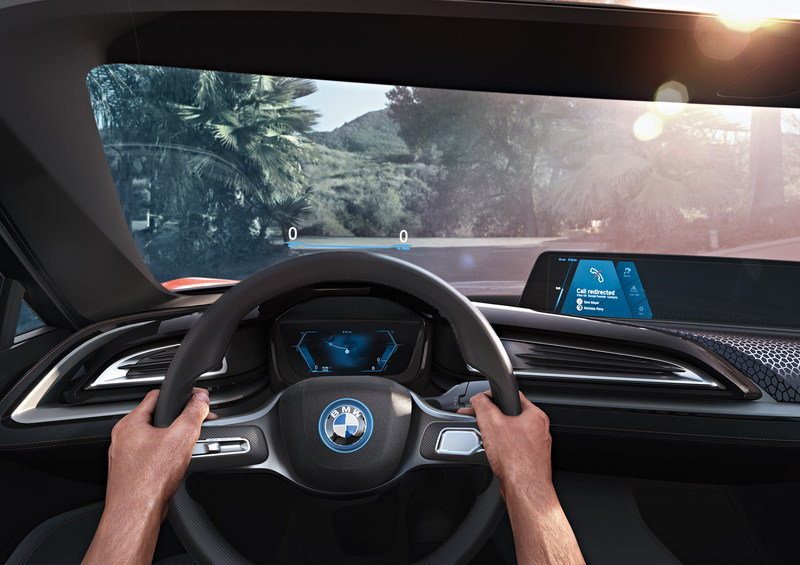 2016 BMW i Vision Future Interaction High Resolution Interior - image 660693
