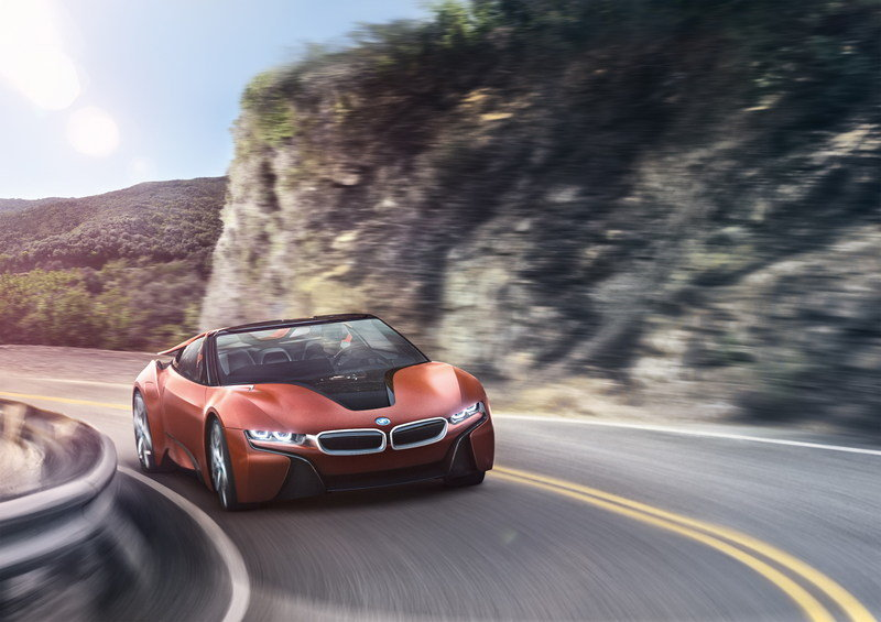 2016 BMW i Vision Future Interaction High Resolution Exterior Wallpaper quality - image 660699