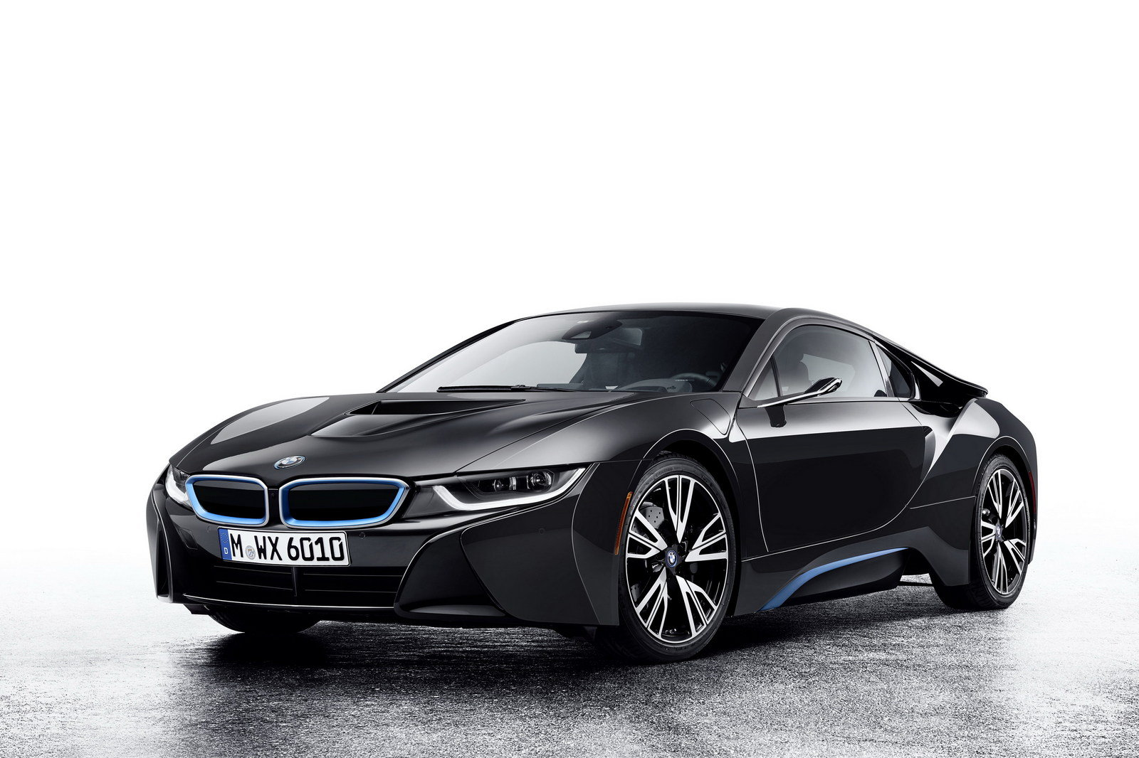 2016 BMW I8 Mirrorless Concept  Picture 660765 | car review @ Top
