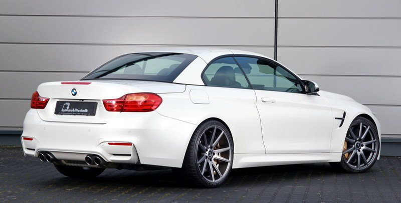 2016 BMW M4 By B&B Automobiltechnik High Resolution Exterior - image 663572