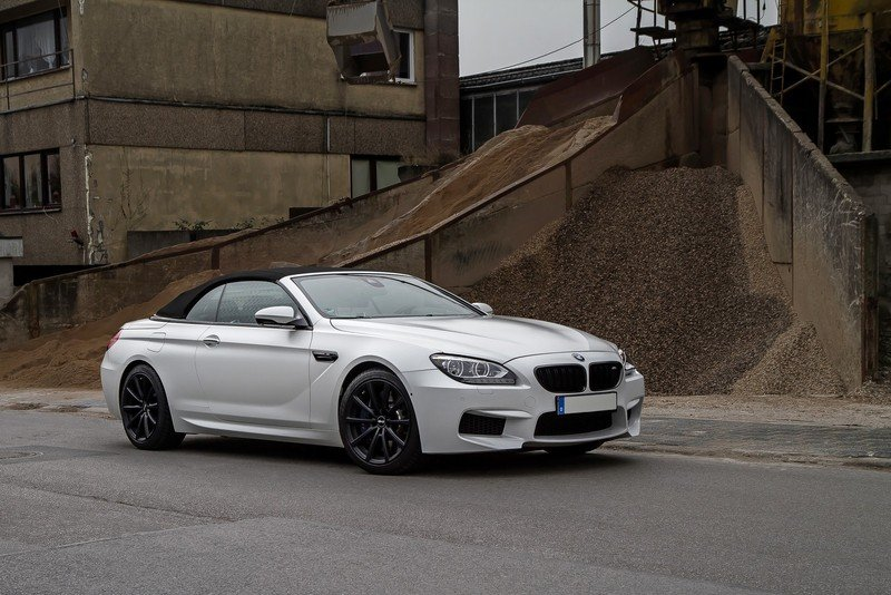 2016 BMW M6 Convertible By Noelle Motors High Resolution Exterior - image 662071