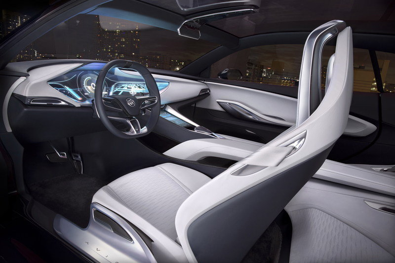 2016 Buick Avista High Resolution Interior - image 661306