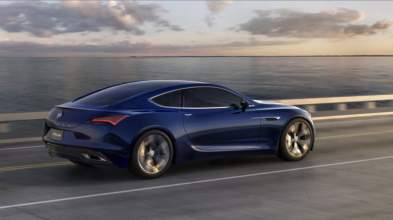 2016 Buick Avista High Resolution Exterior - image 661291