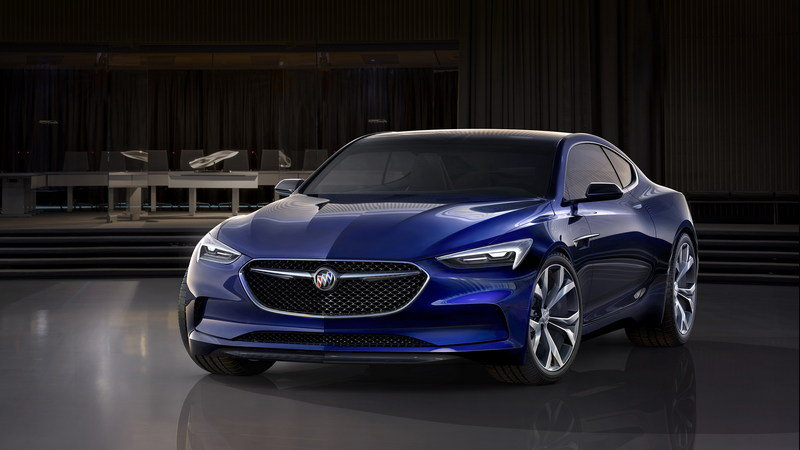 2016 Buick Avista High Resolution Exterior Wallpaper quality - image 661293