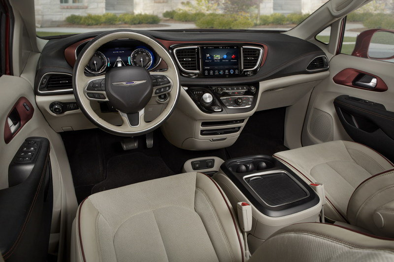 2017 Chrysler Pacifica High Resolution Interior - image 661204
